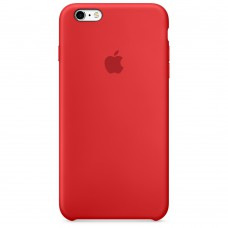 Чехол Silicon Case iPhone 6/6S  Red