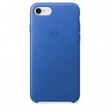 Чехол Silicon Case iPhone 7/8 Blue